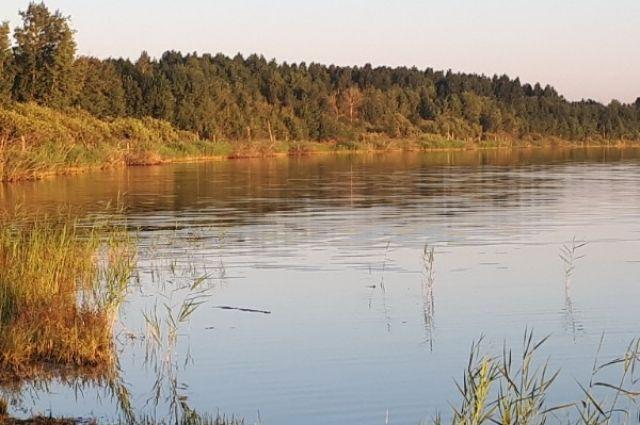 В озере Становое Бердюжского района утонул мужчина