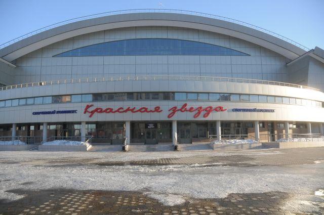 Фан-зона ЧМ-2018  Омске была организована на стадионе
