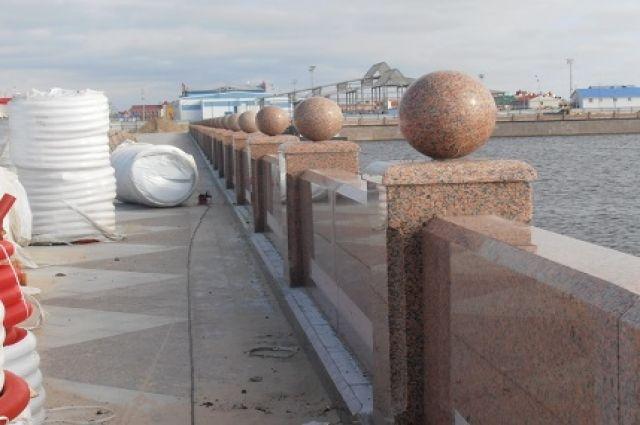 Таркосалинцы прогуляются по набережной уже в этом году