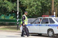 Во время поездки жительница Ижевска пересекла двойную сплошную, нарушив правила дорожного движения.