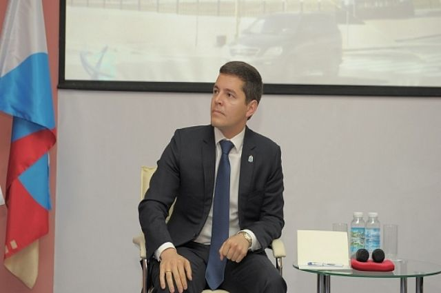 Артюхов участвует в правительственной комиссии по региональному развитию