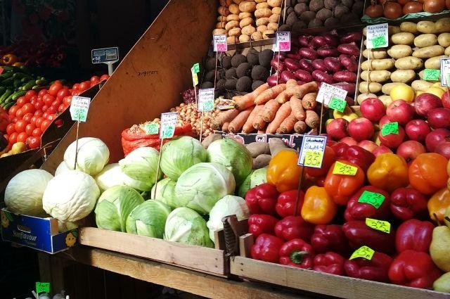 Рост цен на овощи увеличил прожиточный минимум во втором квартале