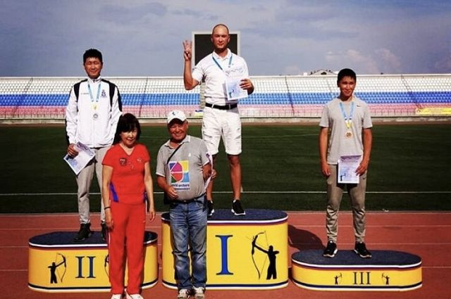 Ямальские лучники взяли золото и серебро на всероссийских соревнованиях