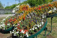 Палисадник перед частным домом огородить и облагородить можно, но только в границах земельного участка собственника дома.