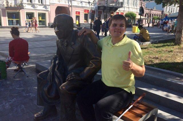 Нижний Новгород запомнился путешественнику дождями и улыбками людей.
