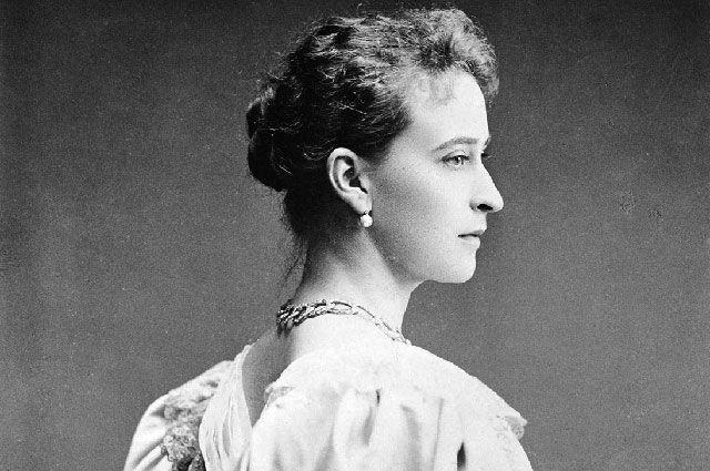 Великая княгиня Елизавета Федоровна.