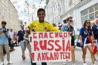 Иностранцев впечатлили москвичи, их доброта и гостеприимство.