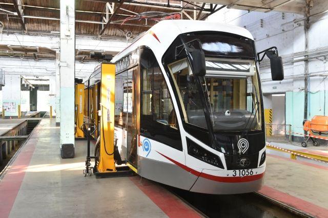 Уже в этом году планируется провести конкурс на закупку новых трамвайных вагонов.