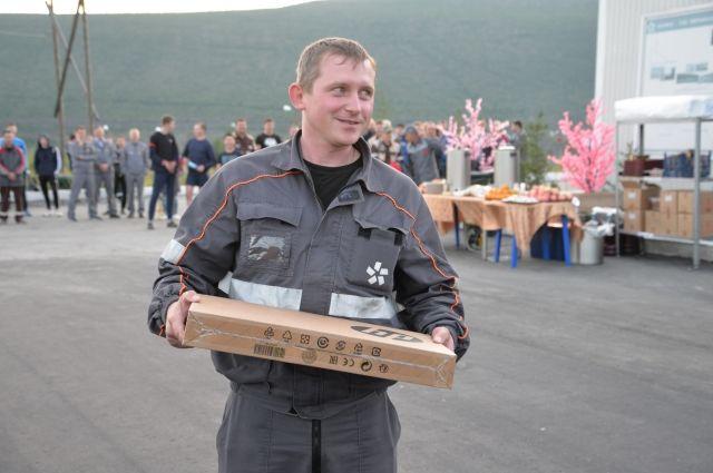 Более 200 человек получили награды за достижения в работе.
