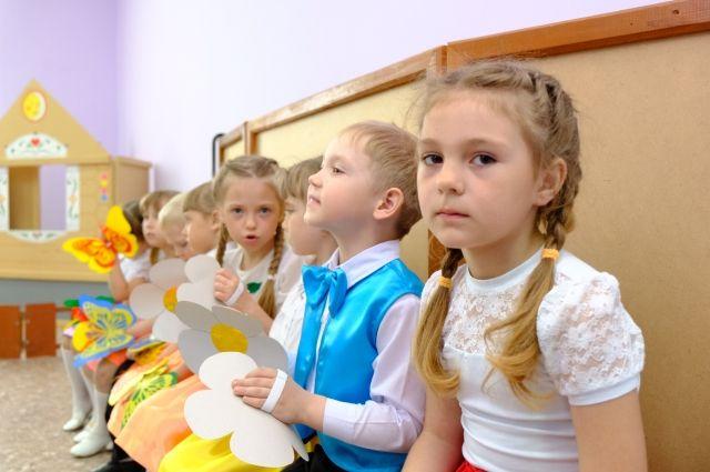В ближайшие два года в регионе появятся новые детские сады.