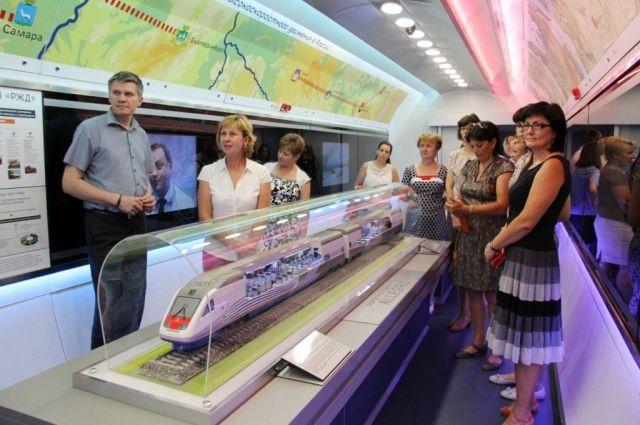 В необычном музее можно будет увидеть интересные экспонаты, связанные с железной дорогой.