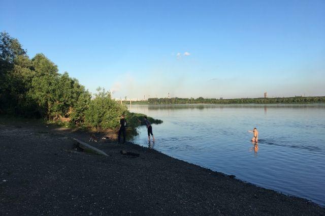 В местах, где пропали люди, купание было запрещено.