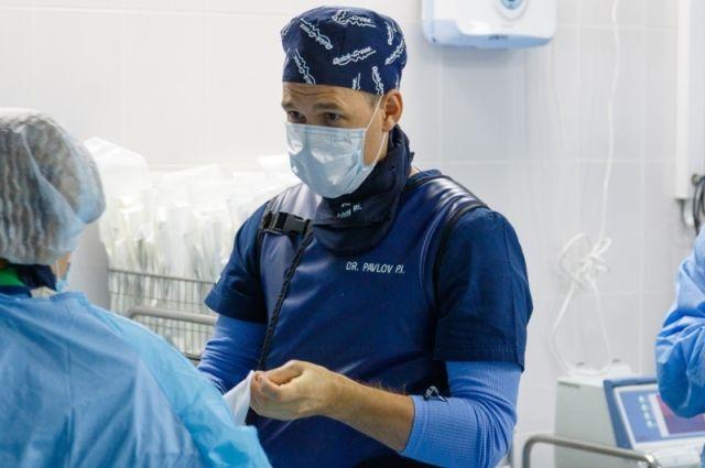 Хирург Прохор Павлов