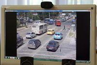 На сложных перекрестках водители автобусов нарушают правила ПДД