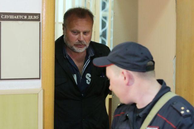 Поодному из фрагментов вотношении экс-замглавы ФСИН Коршунова завершили расследование