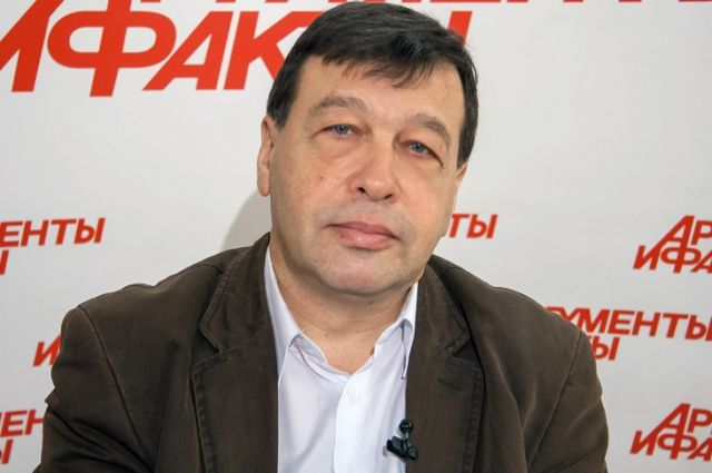Евгений Гонтмахер.