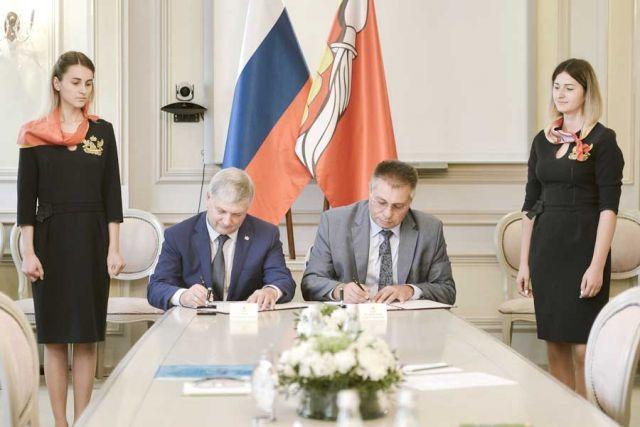 Как подчеркнул Александр Гусев, подписание соглашения с ФАС России не даёт Воронежской области каких-либо преференций, а предусматривает обмен информацией.