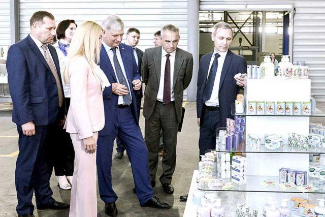 Мыло из Хохла поставляется во многие регионы России, страны ближнего и дальнего зарубежья.