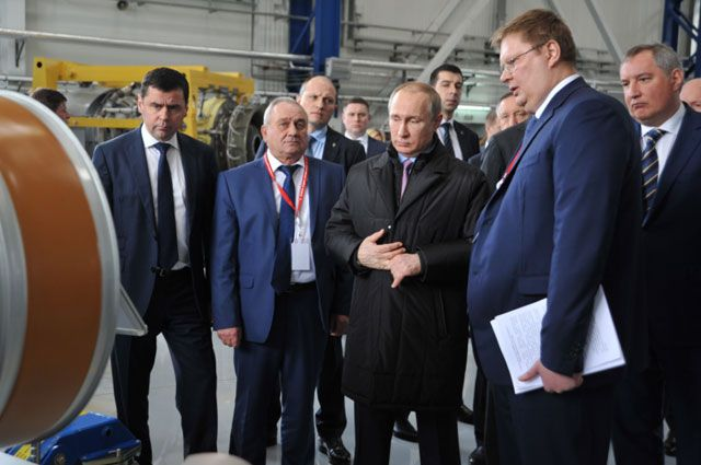 Президент РФ Владимир Путин отметил хорошую динамику Ярославской области по росту инвестиционной привлекательности.