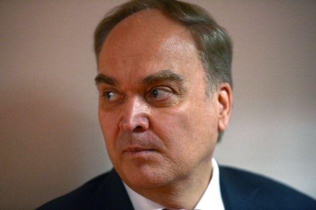 ВСША кделу Бутиной подключился русский  посол вВашингтоне