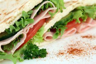 Бутерброды тоже могут быть полезной едой!