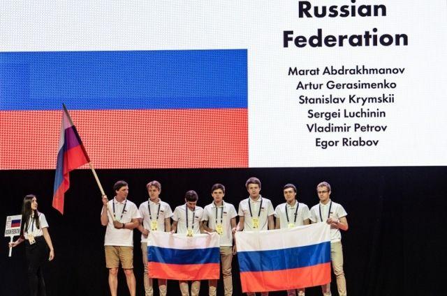 Вундеркинды из России снова впереди всех!