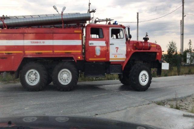 Ямальских тундровиков просят соблюдать пожарную безопасность