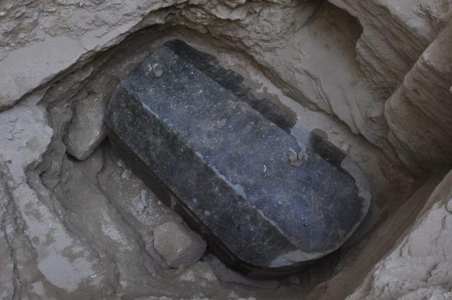 Найденный в Египте гигантский саркофаг может принадлежать жрецу - Real estate