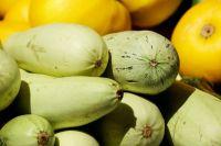 Кабачки отлично сочетаются с другими овощами.