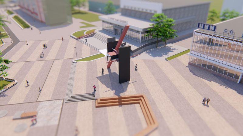 Большие открытые площади Маргарита предлагает зонировать.