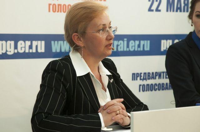 Светлана Денисова: