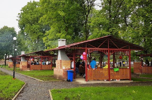 Теперь рядом с Владикавказом появилось место для комфортного и безопасного досуга на свежем воздухе.