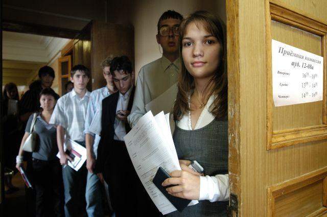 Общий конкурс в МГУ составил 7,6 человека на место