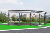 В Новом Уренгое возле памятника Сабиту Оруджеву появится сквер