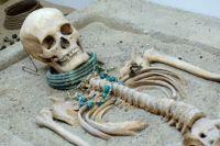 В Чехии есть храм из человеческих черепов