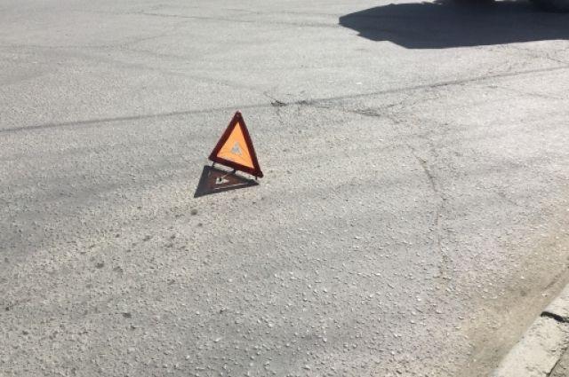 В Тюмени после ДТП в Заречном микрорайоне взорвался автомобиль