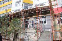 В Салехарде закончили капремонт в одном из домов