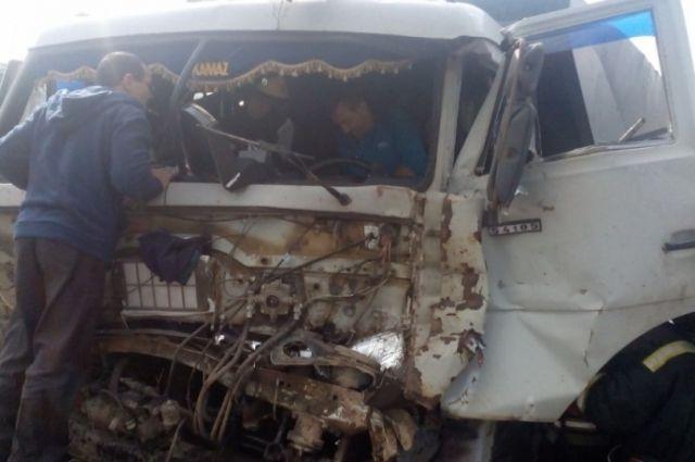 Смертельное ДТП произошло в феврале в лесном массиве близ Соликамска.