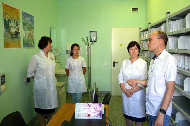 На Ямале совершенствуют работу профилактической медицины