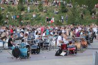 День 1000 музыкантов в 2017 году.