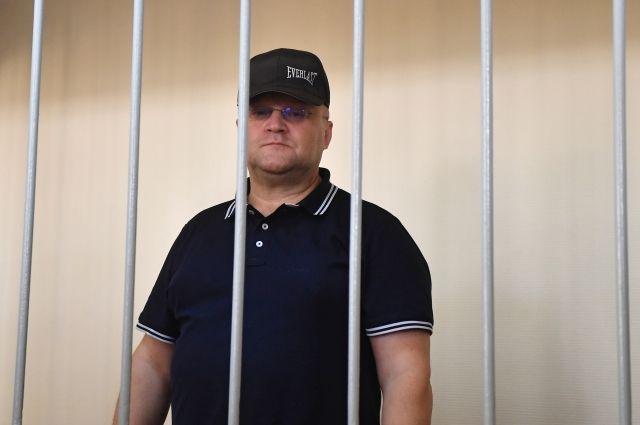 Генерал СК РФ Дрыманов обжаловал свой арест по делу о коррупции