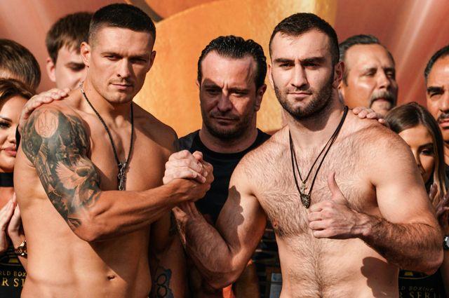 Гассиев против Усика. Что нужно знать о главном боксёрском поединке года