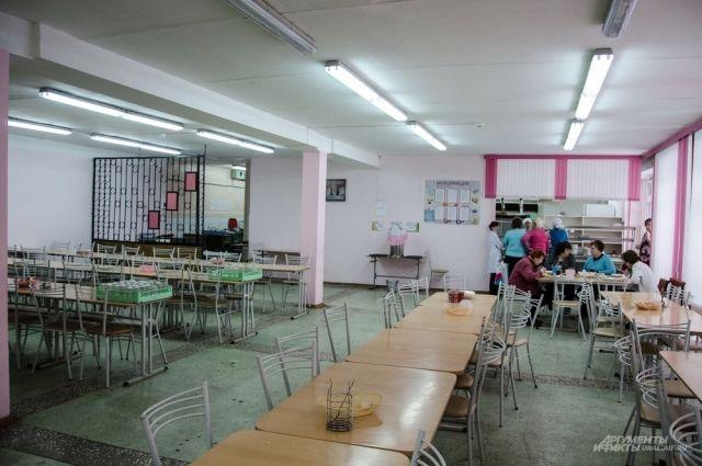 Вера отказывалась есть даже в школьной столовой