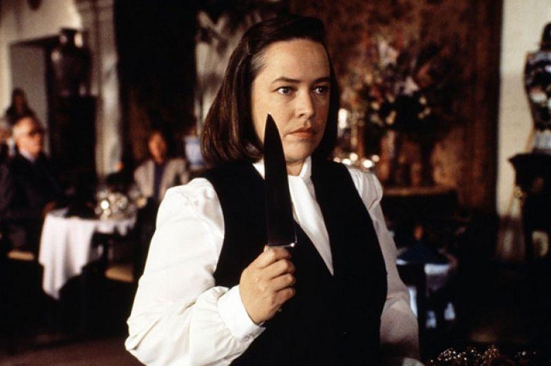 8-е место. Энни Уилкс (Кэти Бейтс, «Мизери», 1990 г.)