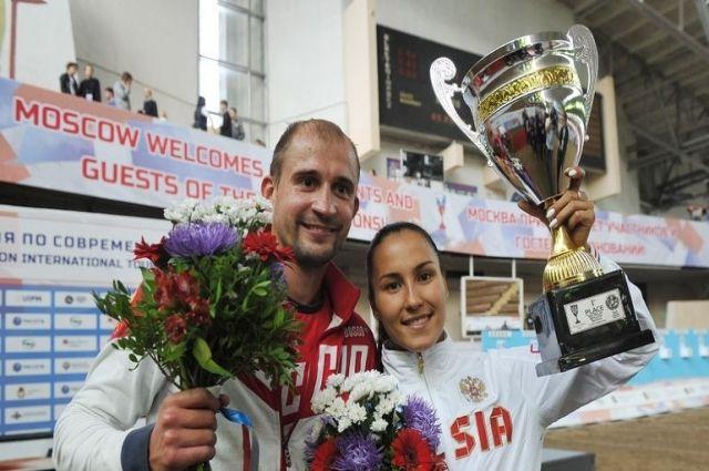 Ямальская спортсменка в финале чемпионата Европы по современному пятиборью