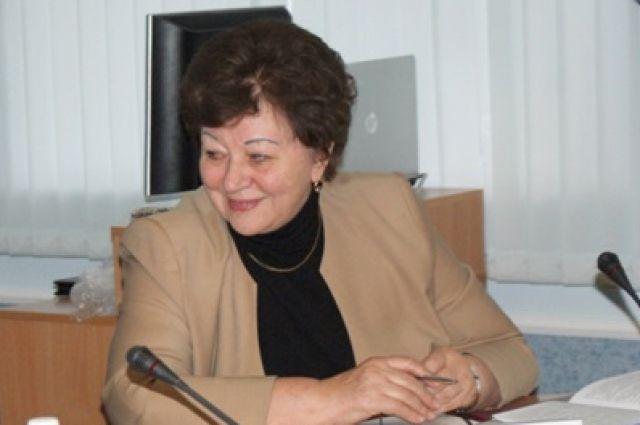 Александра Иванова ранее возглавляла Комитет по образованию и науке Общественной палаты Оренбургской области.