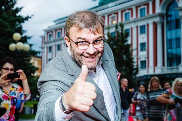 Открытие II фестиваля нового кино ГОРЬКИЙ fest
