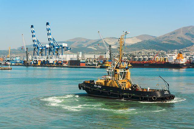 Киев призвал ввести санкции в отношении черноморских портов РФ