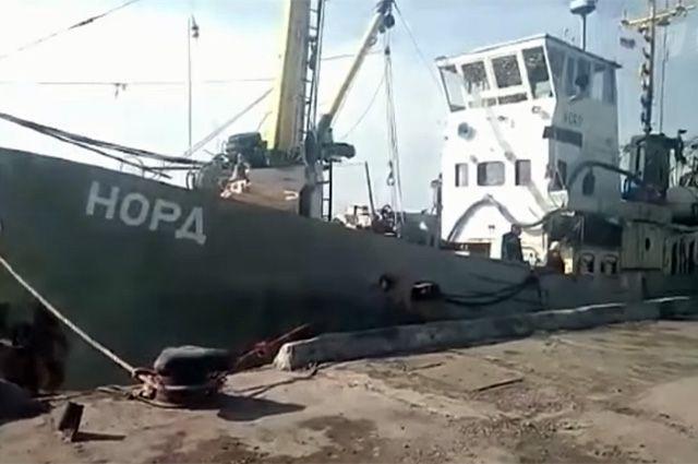 В Крыму назвали лицемерной позицию Украины по отношению к экипажу «Норда»