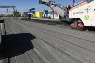 В Лабытнанги продолжают ремонтировать дороги